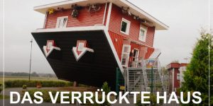 BISPINGEN, Germany | the upside down house