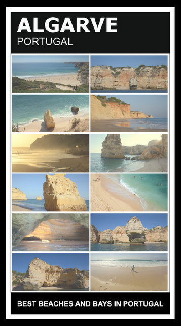 Algarve coast Portugal what to see and do