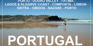 PORTUGAL |10 days north to south road trip