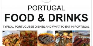 PORTUGAL food & drinks | typical Portuguese dishes and what to eat in Portugal