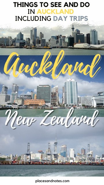 What to see and do in Auckland, New Zealand