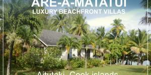 ARE-A-MATATUI VILLAS, Aitutaki, Cook islands