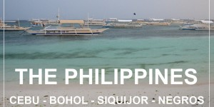 THE PHILIPPINES | 2 weeks mom & son backpacking trip to Cebu, Bohol, Siquijor & Negros islands