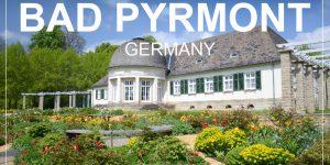 BAD PYRMONT, Germany | weekend Spa getaway
