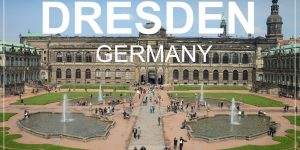 DRESDEN, Germany | weekend city trip