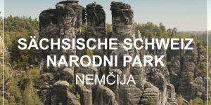SÄCHSISCHE SCHWEIZ narodni park, Nemčija | 4-dnevni izlet v enega najlepših nemških parkov blizu Češke meje