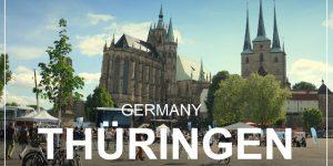 THÜRINGEN, Nemčija | 4 dni road trip s šotorom