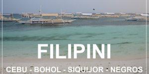potopis | potovanje FILIPINI – Cebu, Bohol, Siquijor, Negros