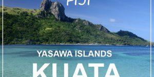 FIJI | KUATA ISLAND, Yasawa islands