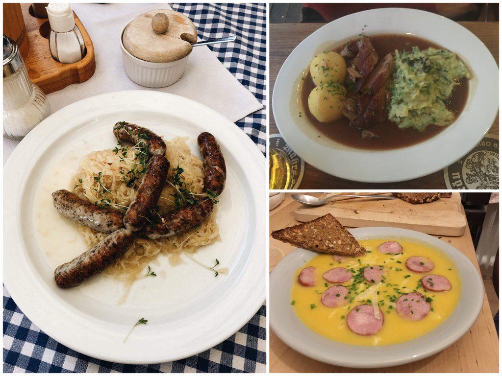 Bamberg food