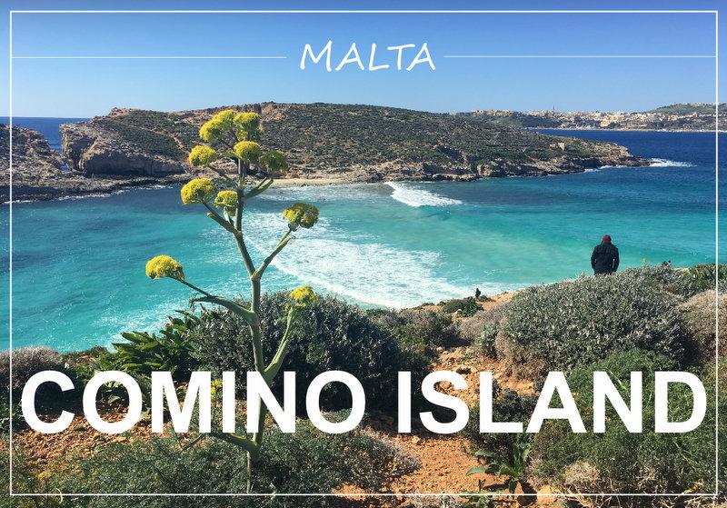 otok Comino, Malta dnevni izlet