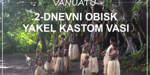 potopis | potovanje VANUATU: 2 dni v Yakel Kastom vasi, otok Tanna
