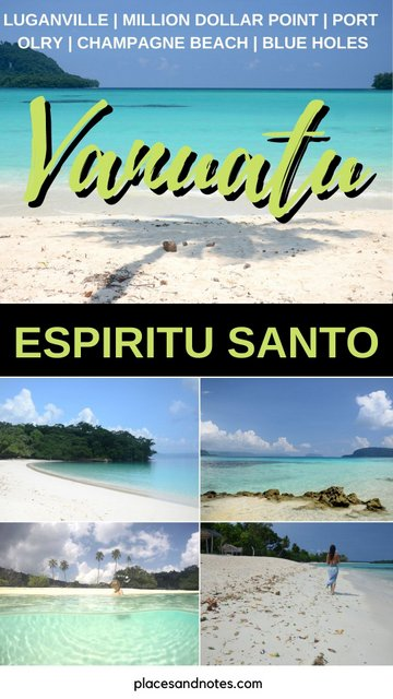 Espiritu Santo Vanuatu thngs to see and do