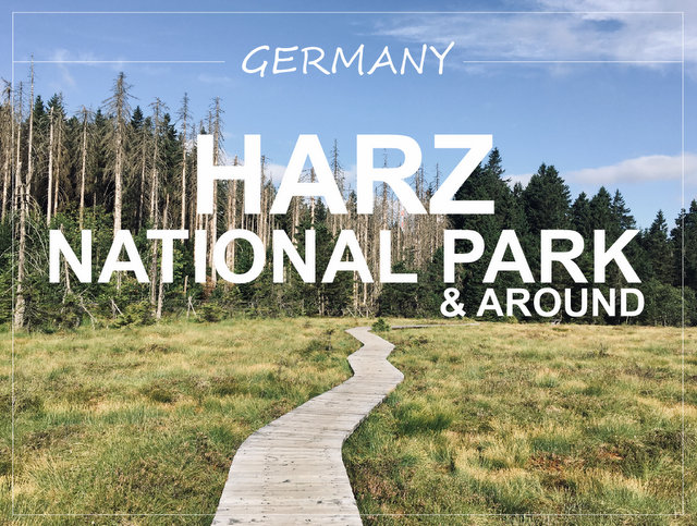 What to see and do in Harz national park in Germany