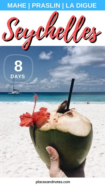 8 days in the Seychelles La Digue Praslin Mahe family holiday