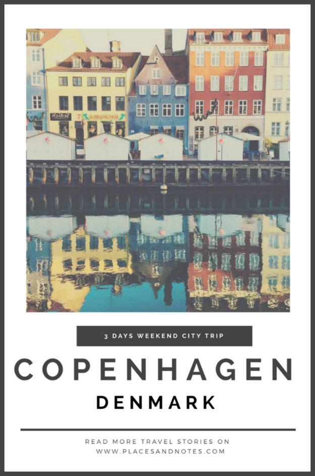 Copenhagen Denmark weekend city trip