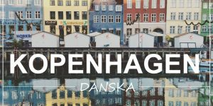 KOPENHAGEN, Danska | vikend izlet