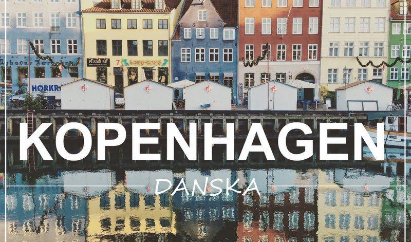 KOPENHAGEN Danska
