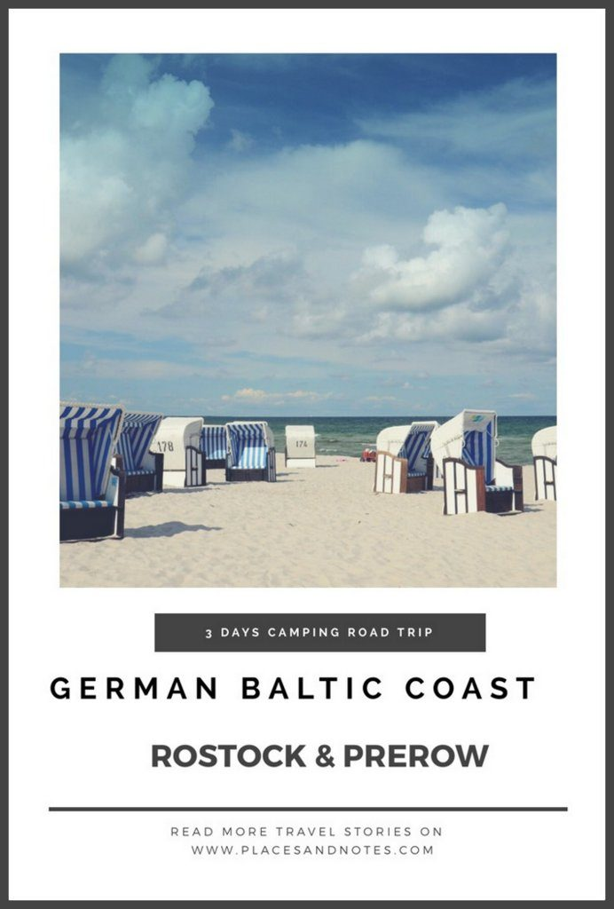 Prerow and Rostock German Baltic coast