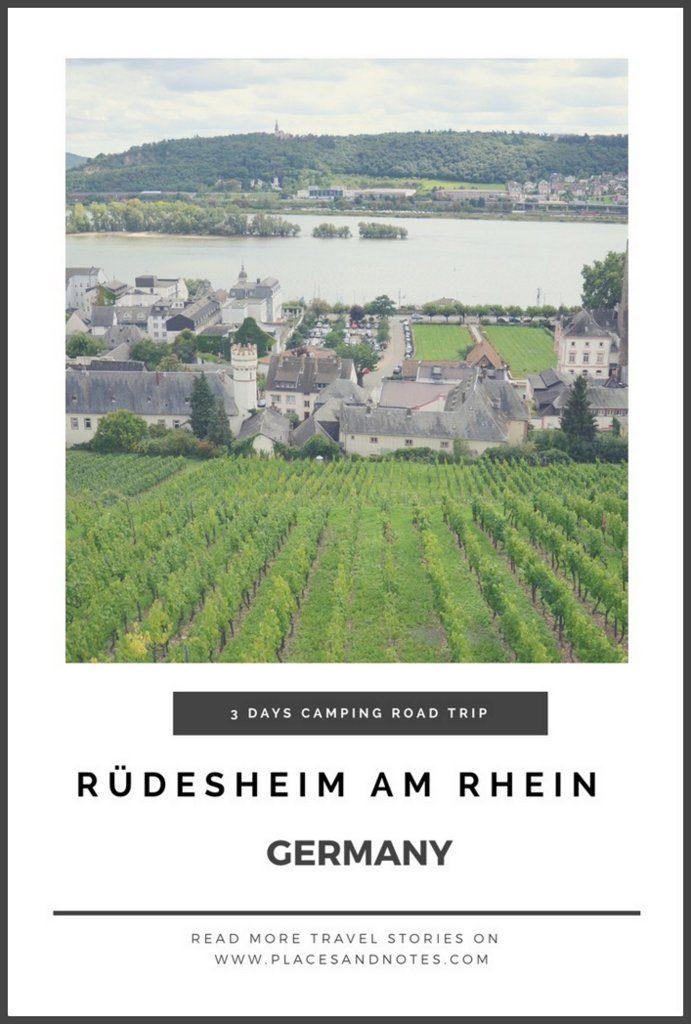 Rüdesheim am Rhein Germany