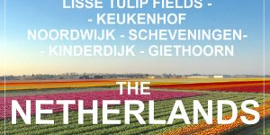 THE NETHERLANDS   4 days road trip