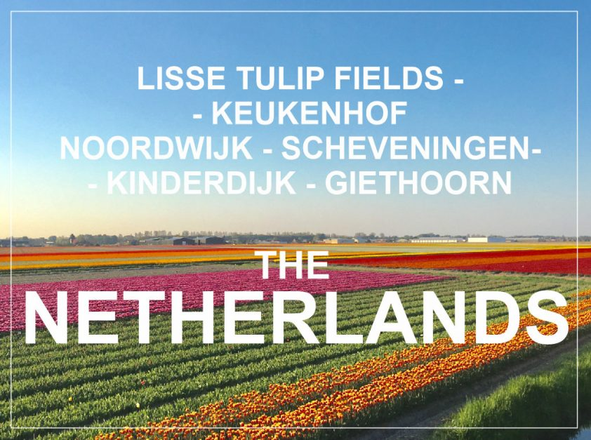 The Netherlands road trip