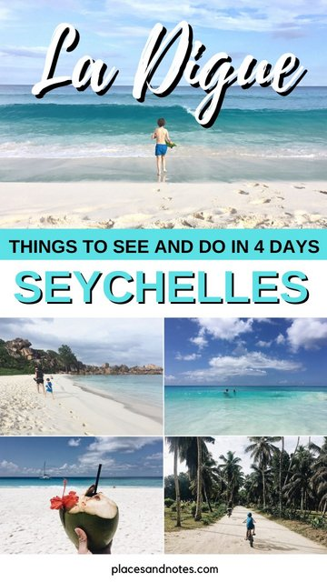 La Digues seychelles Things to see and do in 4 days