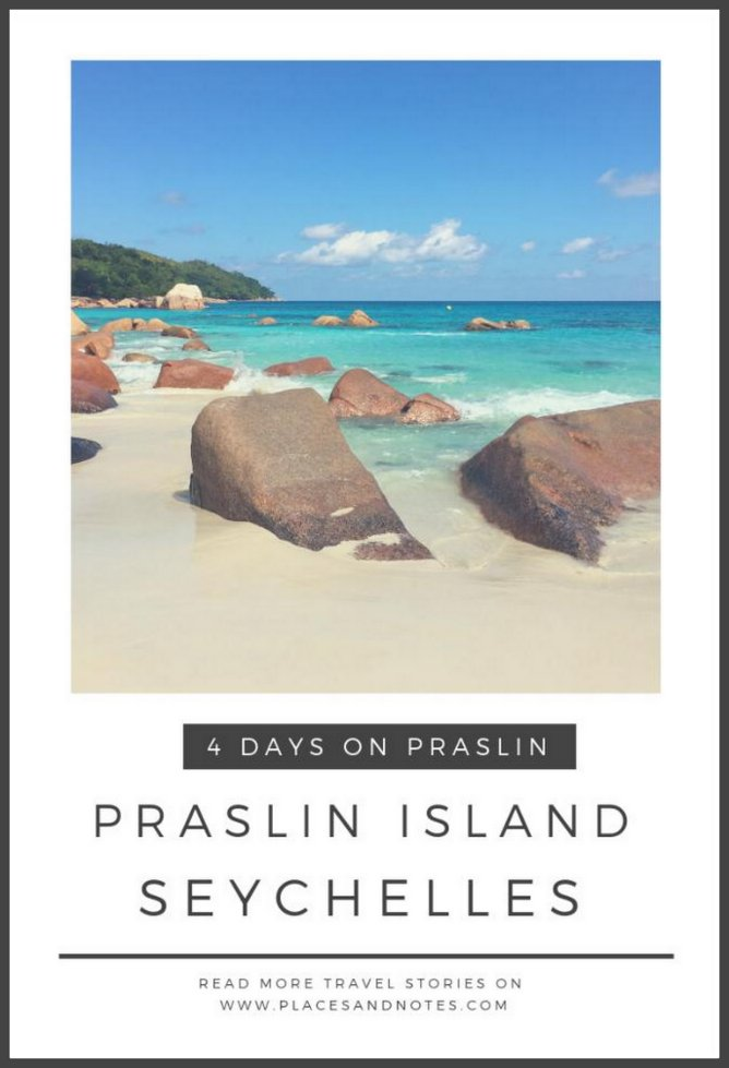 Praslin Seychelles what to see and do