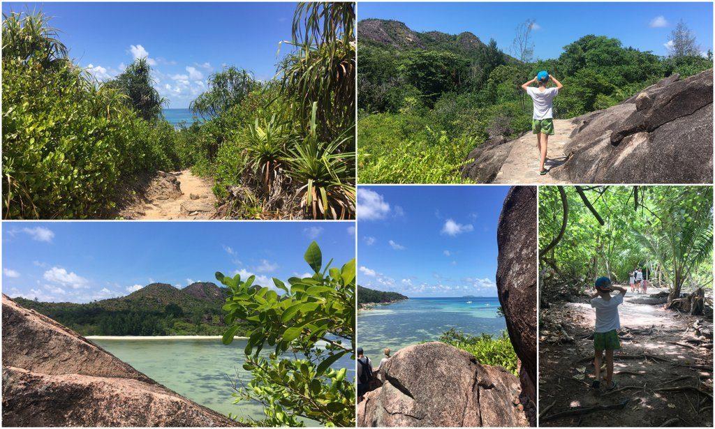 Curieuse island Praslin boat trip Seychelles