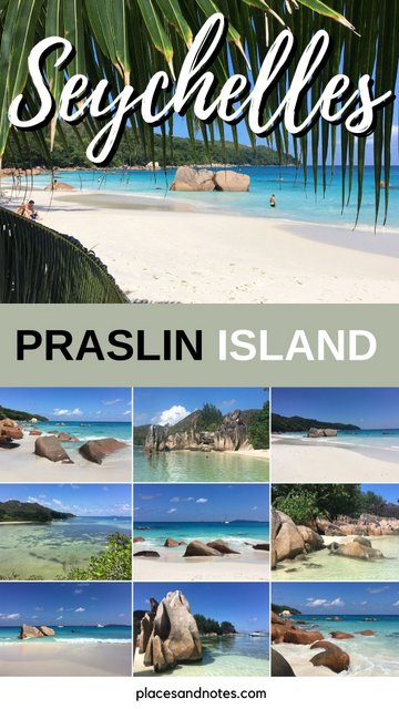 Seychelles Praslin island things to see and do
