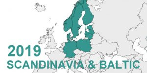 Scandinavia & Baltic road trip 2019