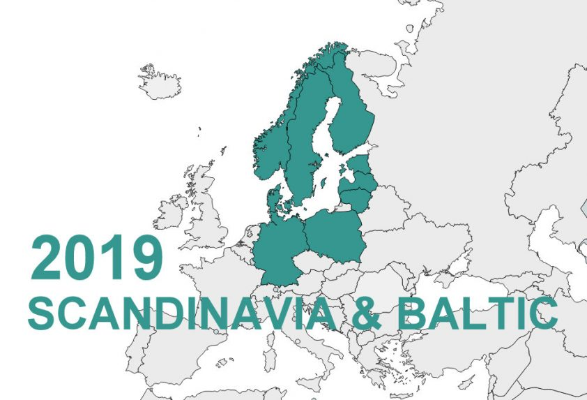 road trip Scandinavia and Baltic countries