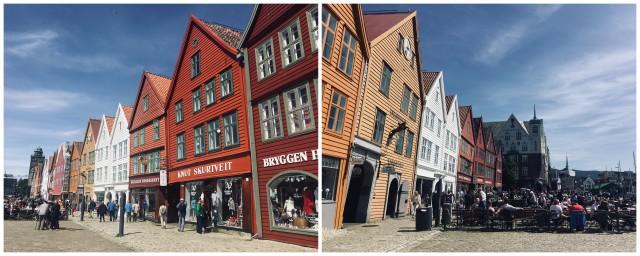 Bergen Unesco Norway norveska bergen