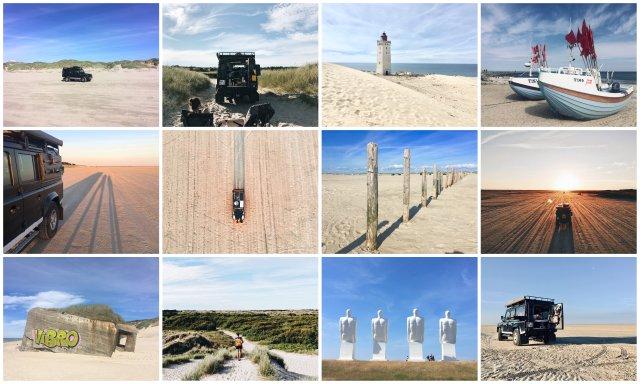 Denmark Danska potopis potovanje road trip