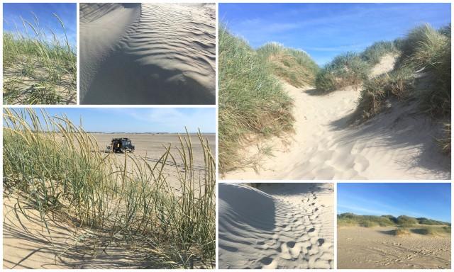 Denmark Romo island beach