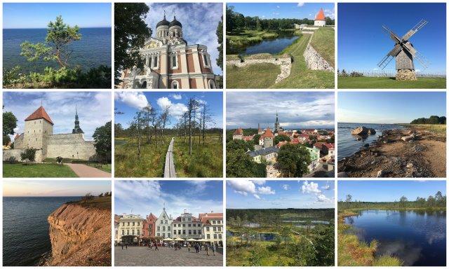 Estonia estonija road trip potopis potovanje
