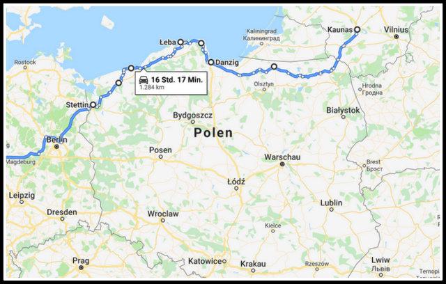 Poland Poljska road trip potopis potovanje
