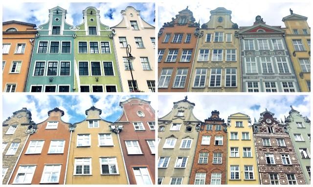 Gdansk Poland Poljska road trip potovanje
