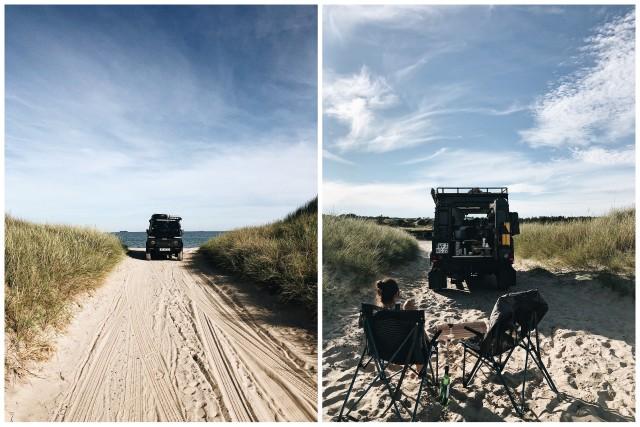 Skagen beach Denmark