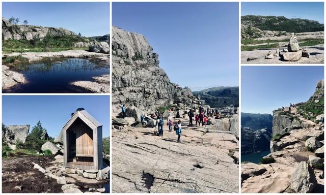 Preikestolen Pulpit Rock Norway norveska