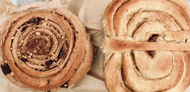 A i Lofoten Norway bakery