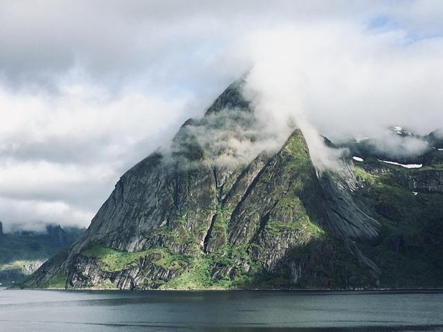 lofoti reine norway norveska lofoten