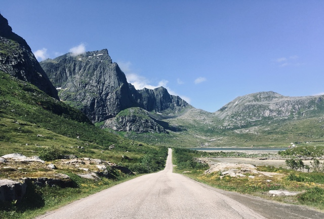 lofoten norway scenic roads norveska lofoti
