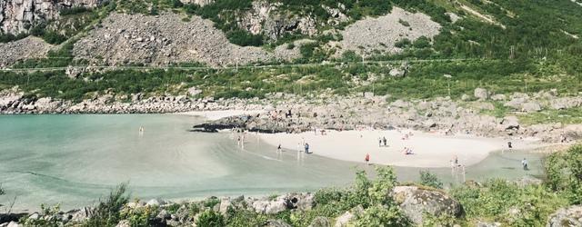 lofoti norway lofoten beach