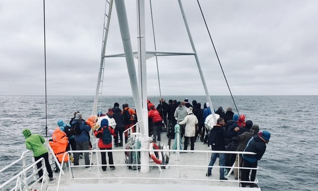andenes whalewatching boat norway norveska kiti