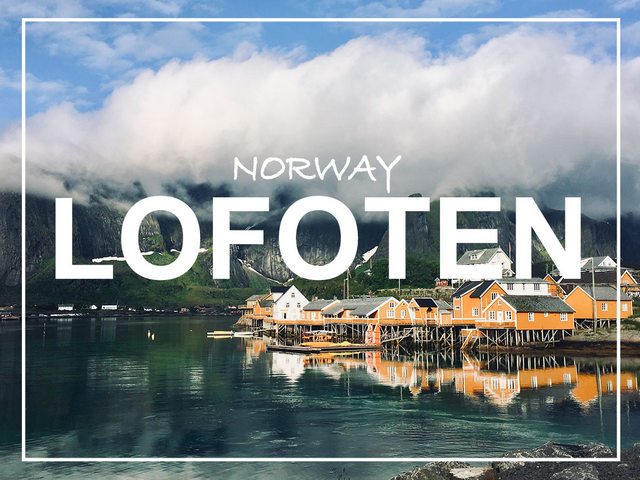 Lofoten Norway road trip
