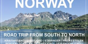 NORWAY | wild camping road trip from south to north