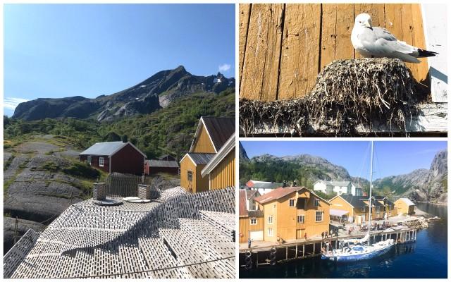 Nusfjord lofoten lofoti norway norveska