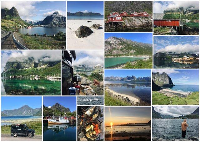lofoten islands lofoti norveska norway