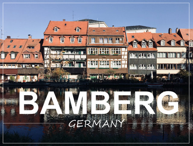 Bamberg Germany weekend city trip
